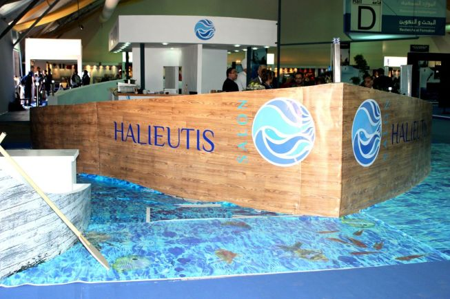معرض أليوتيس يستقطب 283 عارضا من 40 دولة