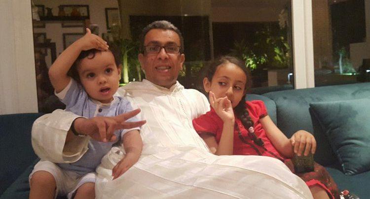 موقف مؤثر..المهداوي يناشد المحكمة للسماح له بحضور عيد ميلاد إبنه