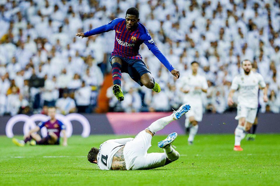 """لأول مرة منذ 87 عاما.. برشلونة يقلب """"ميزان الكلاسيكو"""""""