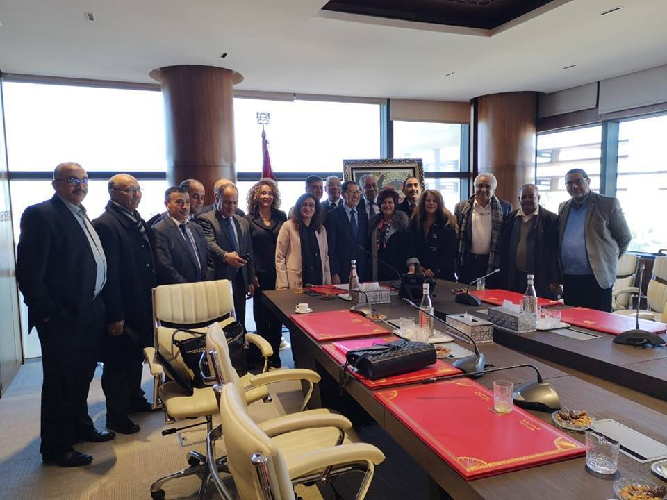 المجلس الوطني للصحافة يصادق على أول ميثاق لأخلاقيات المهنة
