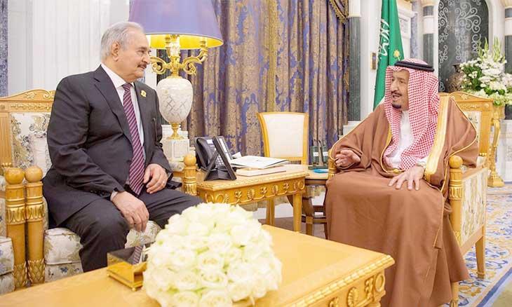 هل قررت الامارات والسعودية إشعال ليبيا لصدّ الربيع الجزائري؟