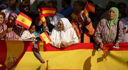 المغاربة على رأس المهاجرين المقيمين بصفة غير قانونية بإسبانيا