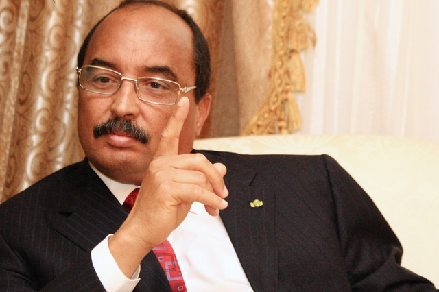 تطور مفاجئ .. الرئيس الموريتاني يوجه ضربة قوية للبوليساريو
