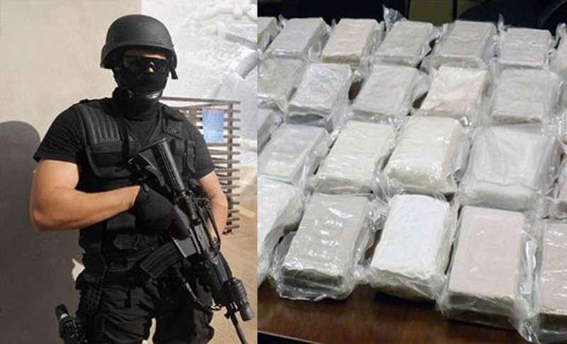 مديرية السيد الحموشي تمكنت من توقيف مواطن جزائري بمدينة وجدة في قضايا تتعلق بلاتجار الدولي في المخدرات.