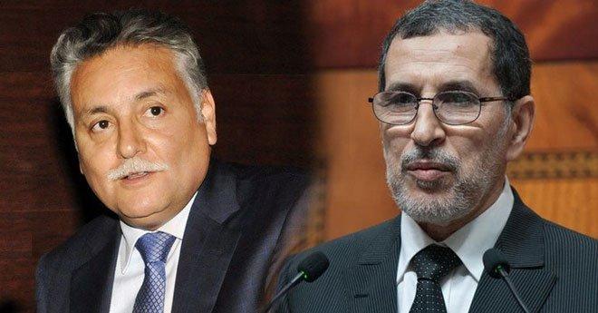 """عاجل.. """"صراع"""" وبداية فك التحالف بين البيجيدي ورفاق نبيل بن عبد الله في مجلس النواب"""