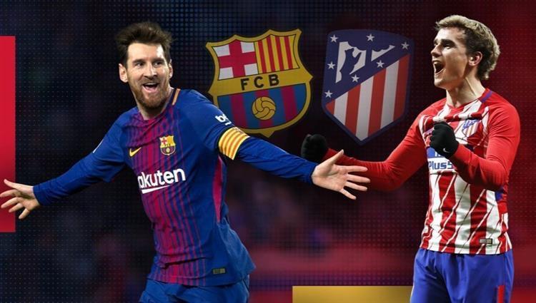 الدوري الإسباني : أتليتكو مدريد يؤجل تتويج برشلونة باللقب بعد فوزه المثير على مضيفه فالنسيا