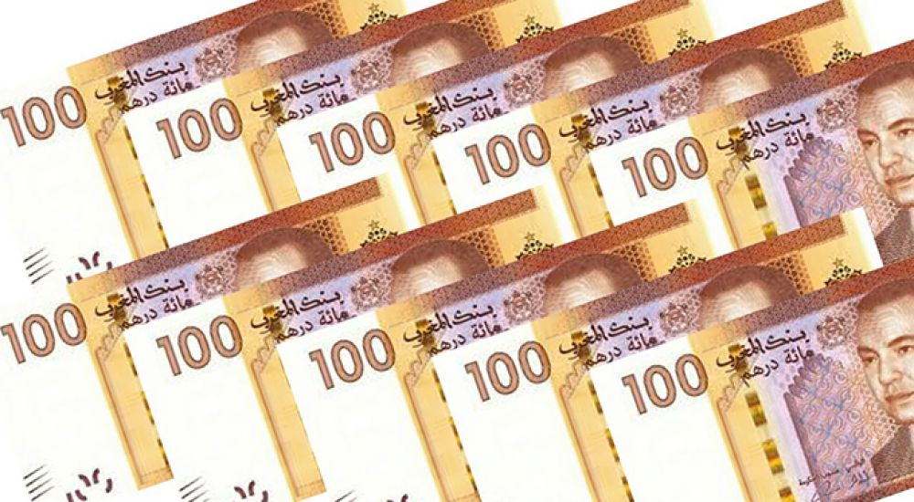 بنك المغرب: الدرهم ارتفع مقابل الأورو والدولار