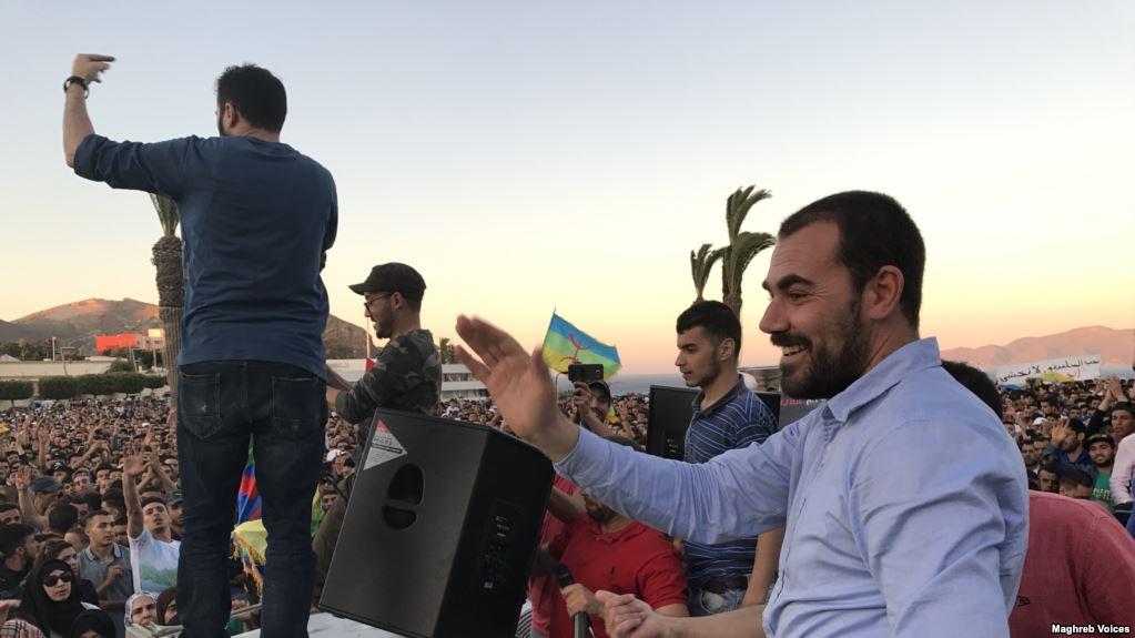 نشطاء يدعون للإحتجاج تزامناً مع النطق بالحكم في ملف الزفزافي ورفاقه