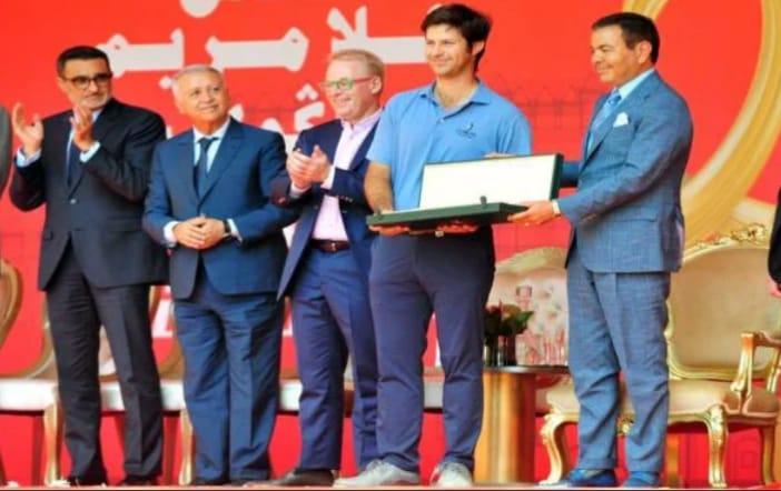 جائزة الحسن الثاني للغولف: الإسباني خورخي كامبيو يتوج بلقب الدوة 46 للجائزة