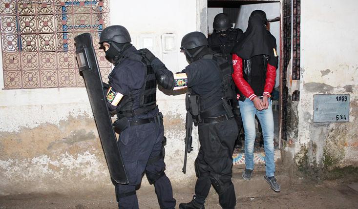 إرهابيون خططوا لتفجير البرلمان وفنادق