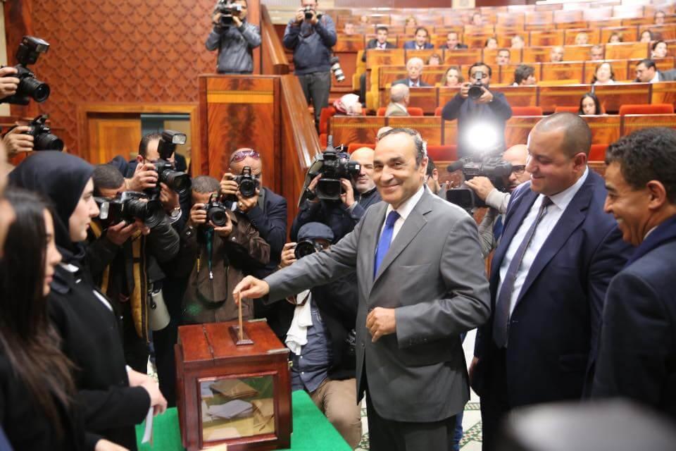 المالكي يعتمد نظاما إلكترونيا لضبط الحضور بالبرلمان