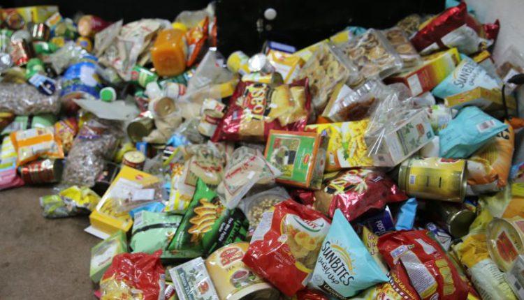 الدار البيضاء : حجز وإتلاف 56 ألف كلغ من المواد الغذائية الفاسدة خلال 10 أيام من رمضان