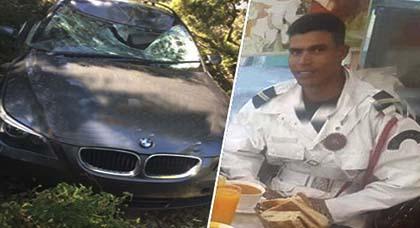 اعتقال قاتل رجل الدرك الملكي بسيدي قنقوش قبل اذان المغرب