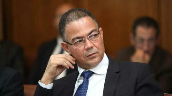 فوزي لقجع يرد على تصريحات رئيس الزمالك : مرحبا بجمهور الزمالك المصري حتى بدون جواز سفر