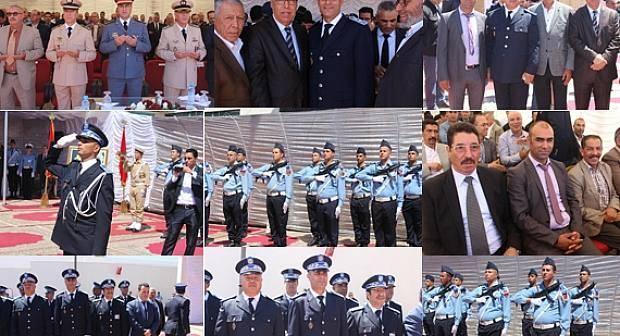 أسرة الأمن الوطني تخلد الذكرى 63 يوم غد