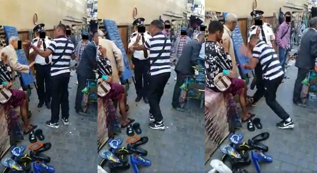 مديرية الحموشي توضح بخصوص الفيديو حول ادعاء ضرب شرطي لشخص بفاس.