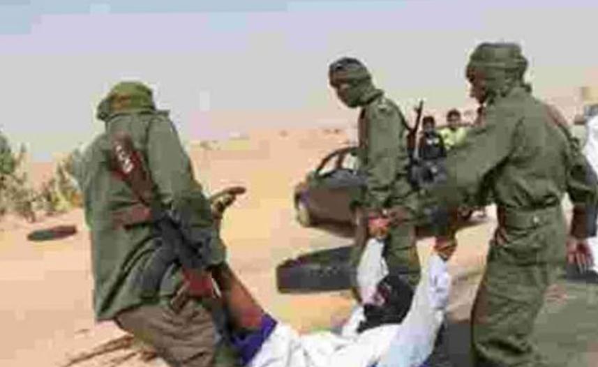 """نشطاء ينددون بالقمع الوحشي الممارس من قبل جبهة """"البوليساريو"""" ضد المحتجزين"""