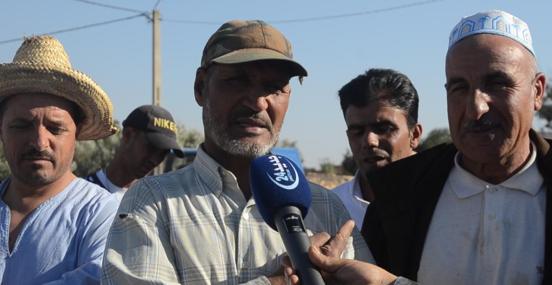 سلاليون يطالبون بتطبيق القانون نواحي سطات(فيديو)