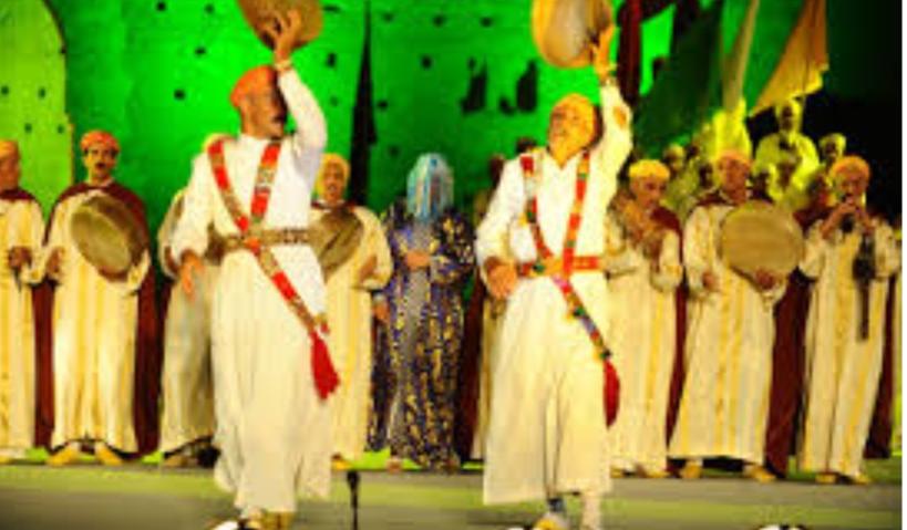 600 فنان في المهرجان الوطني للفنون الشعبية بمراكش