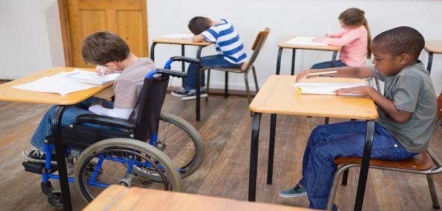 تقرير صادم حول تمدرس الأطفال ذوي الاحتياجات الخاصة