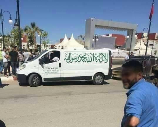 الأمن ينفي تسجيل شرطي ببركان لمخالفة ضد سيارة نقل الأموات