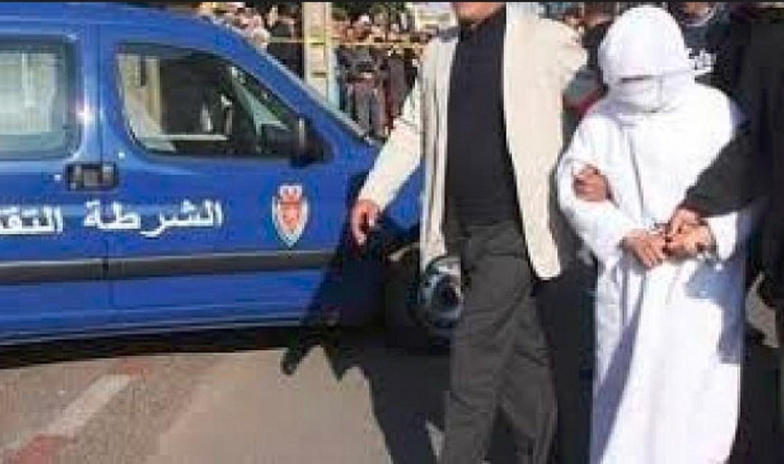 إعتقال مسنة قتلت عشيقها منذ 28 سنة  بمساعدة زوجها و الوكيل العام يحيلها على السجن