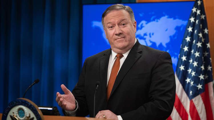 وزير الخارجية الأميركي: لا نريد حرباً مع إيران
