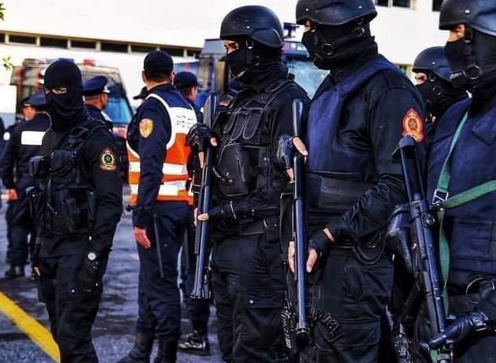 بعد شكايات المواطنين…فِرق لمكافحة العِصابات تصلُ القنيطرة وحملات أمنية ضخمة لمحاربة الگريساج