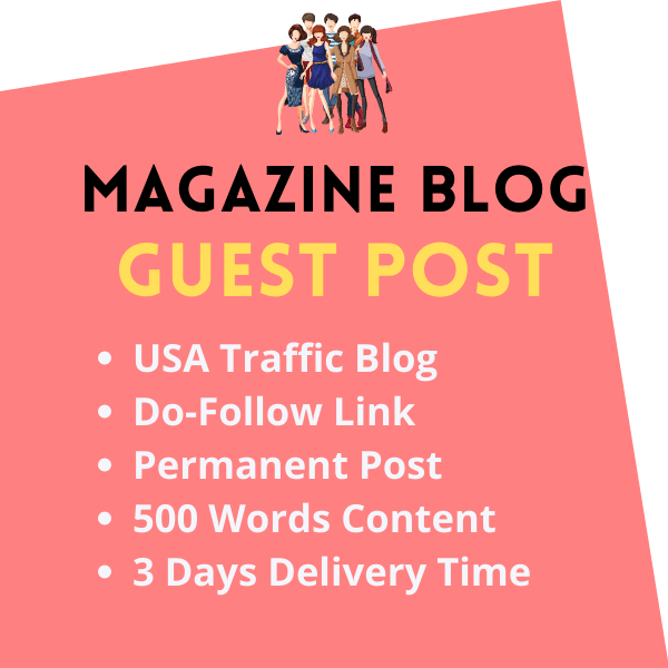 USA Traffic Magazine Blog Do Follow Guest Post