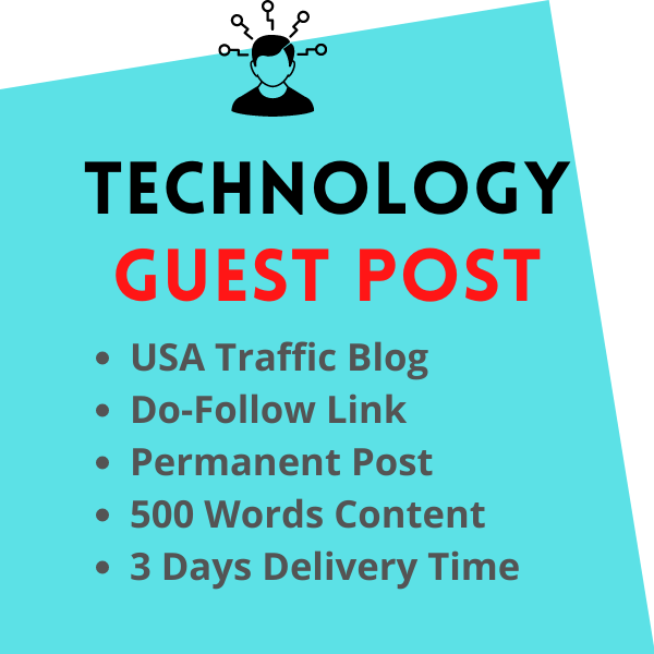 Tech Guest Post on USA Traffic Blog