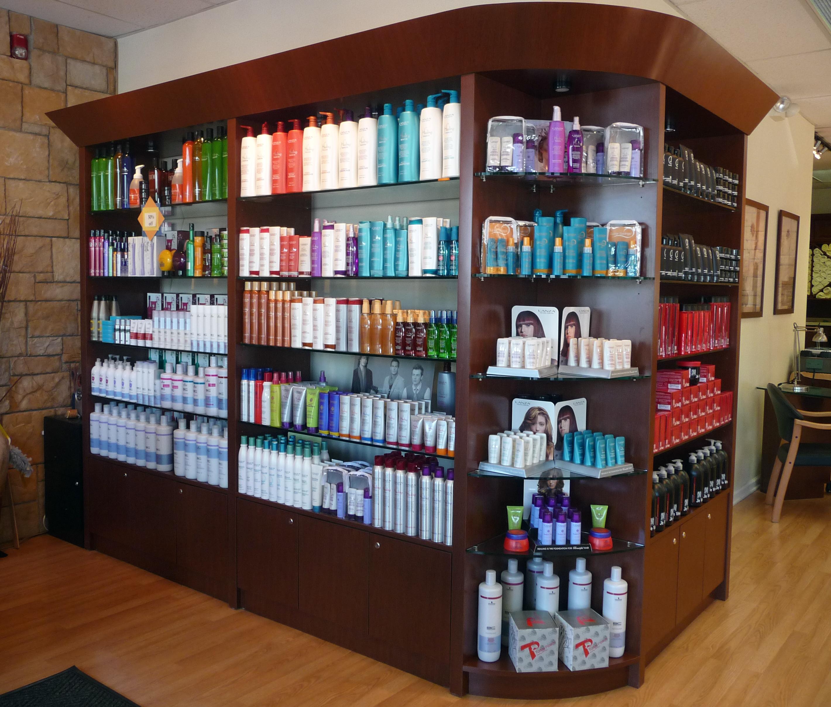 products - jad kattan salon