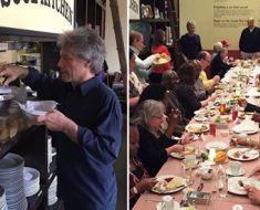 Le chanteur Bon Jovi ouvre deux restaurants pour que les sans-abri puissent venir manger gratuitement