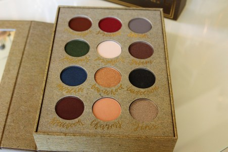 Wizardry ans Witchcraft (palette Harry Potter)