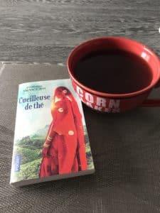 cueilleuse de thé