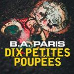 10 petites poupées BA Paris
