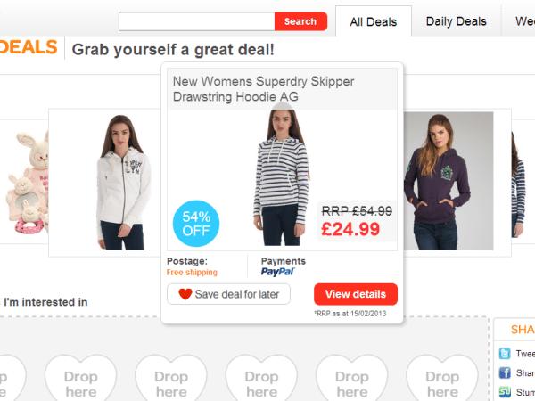 eBay Hot Deals Tools Chrome Extension
