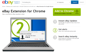 eBay Hot Deals Tools - Google Chrome