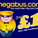 Hot Deal at MegaBus On Wednesdays