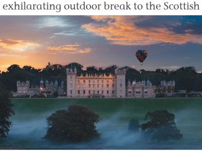 Win Scottish Break