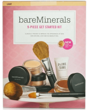 Start Using Bare Minerals