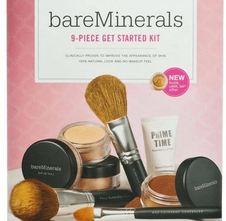 Start Using Bare Minerals