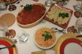 Polish Christmas Eve Meal - Wigilia