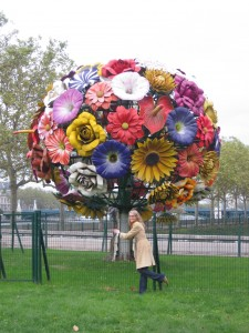 Flowers in Lyon the whole year