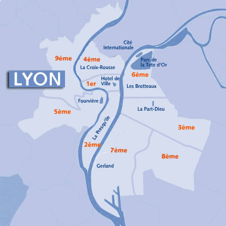Let me introduce you to Lyon