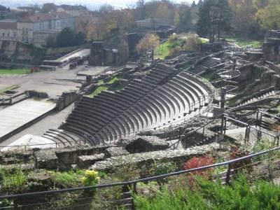 Lyon Roman Amphitheatre