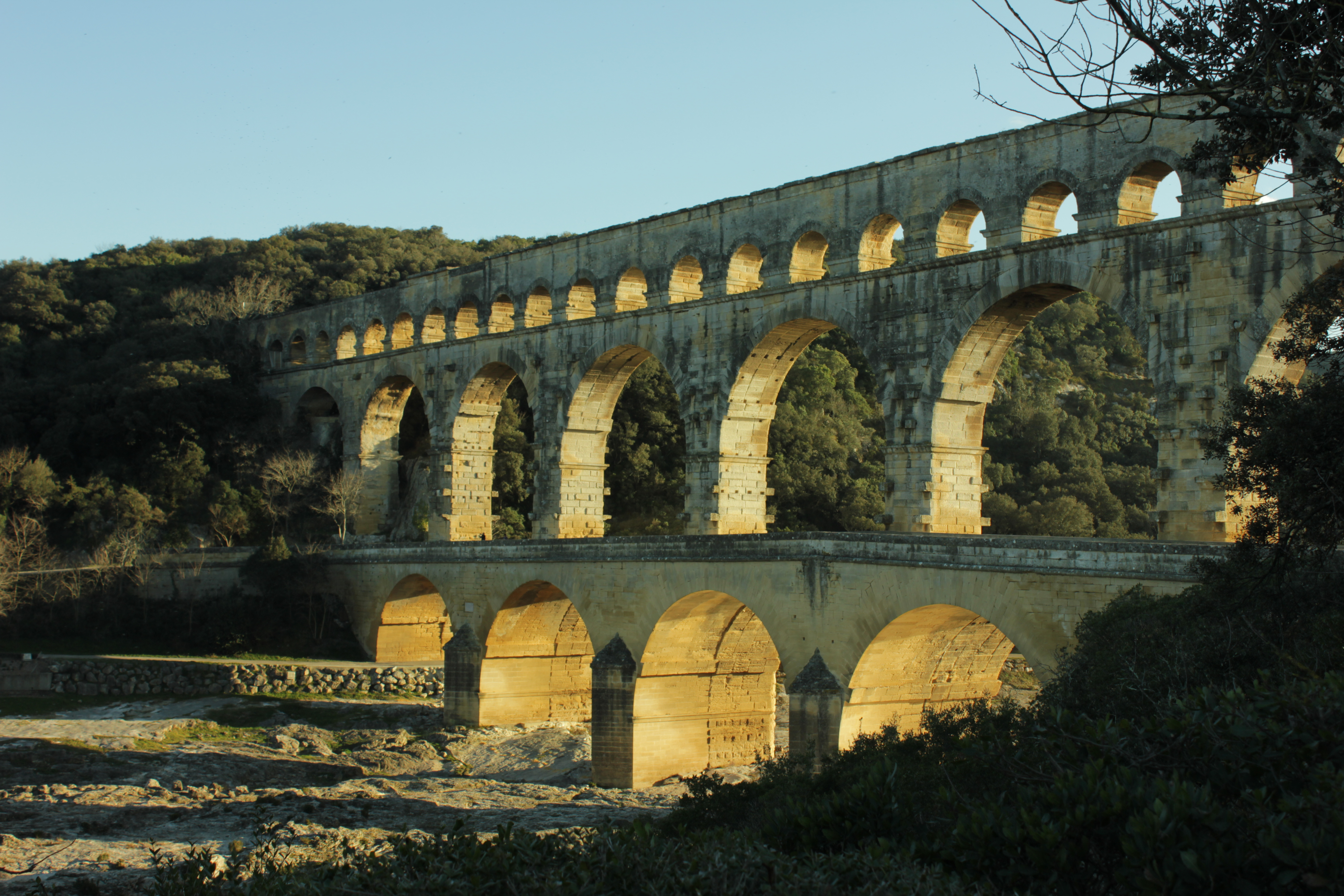 pont du gard the highlight of languedoc roussillon