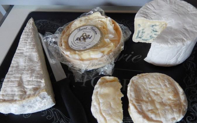 Lyonnais Cheese Feast