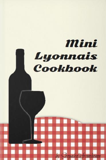 Lyonnais Recipes Cookbook