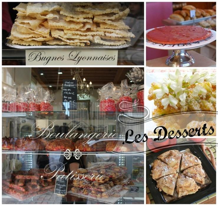 Les Desserts Lyonnais