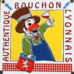 Lyon Authentic Bouchon sign